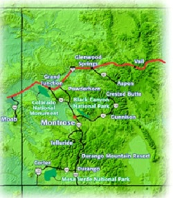 Recreation Map
